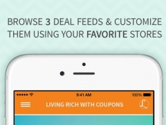 Living Rich With Coupons - Grocery Coupons & Deals 1.0.3 Screenshot