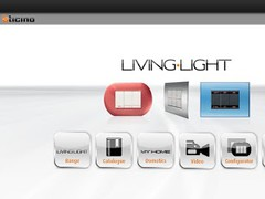 LIVINGLIGHT BTicino 1.0 Screenshot