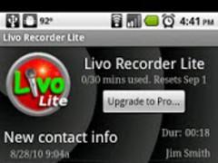 Livo Recorder Lite  Screenshot