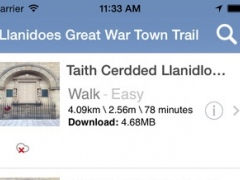 Llanidloes Great War Town Trail 2 Screenshot