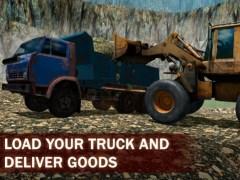 Loader & Dump Truck Excavator Simulator 1.0 Screenshot