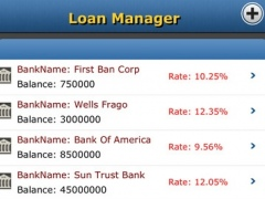 Loan Manager:EMI,Payments 2.0 Screenshot