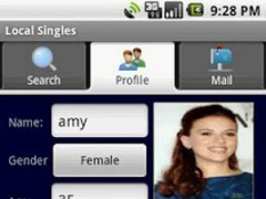 Local Singles 1.1 Screenshot