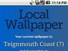 Local Wallpaper 1.1 Screenshot