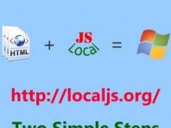LocalJS  Screenshot