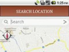 Location Based Alarm 1.0 Screenshot