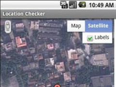 Location Checker Lite 1.4 Screenshot