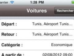 Location Voiture Tunisie 1.0.0 Screenshot