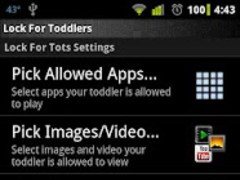 Lock For Toddlers Free  Screenshot