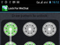 Lock for WeChat 1.4 Screenshot