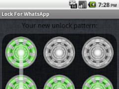 Lock for WhatsApp 2.6 Screenshot