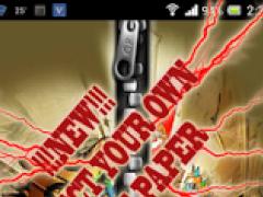 Lock Screen - Wallet Theme (With Torch/FlashLight) 7.21 Screenshot