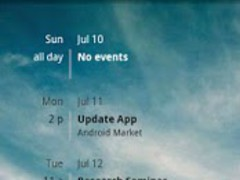 Lockscreen Agenda Pro 1.4.4 Screenshot