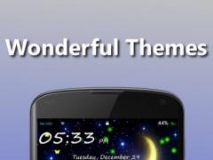 Lockscreen - Butterfly&Firefly 1.0.3 Screenshot