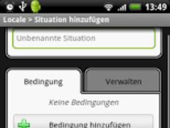 Lockscreen SMS + Locale Plugin 1.0.3 Screenshot