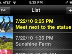 LocMarker - GPS location marker 1.7 Screenshot
