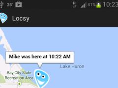 Locsy 1.3 Screenshot
