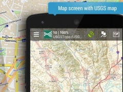 Locus Map Free - Outdoor GPS 3.21.1 Screenshot