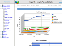 Log Analyzer Expert 6.1 Screenshot