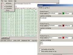 Log Viewer 2.1 Screenshot