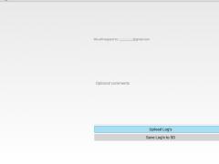 Logger for nova devices 1.1 Screenshot