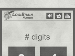LogiBrain Numbers 1.1.2 Screenshot
