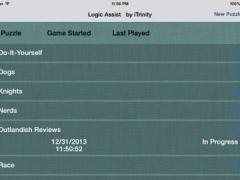 Logic Assist 1.0 Screenshot
