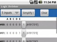 Logic Shrinker 1.01 Screenshot