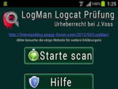 LogMan logcat check 1.3.3 Screenshot