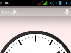 Logo Analog Clock-7 3.2 Screenshot