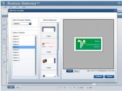 Logo Smartz Business stationery pro 3.0 Screenshot