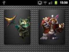 LoL Champion Widgets 1.01 Screenshot
