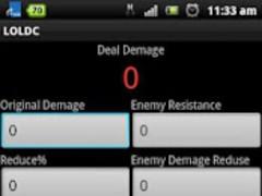 LoL Damage Computer 1.2.0 Screenshot