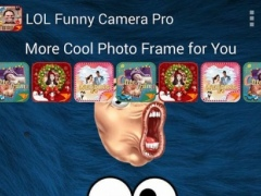 LOL Funny Camera Pro 1.06 Screenshot