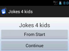 Lol Jokes 4 kids 1 Screenshot