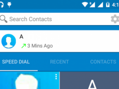 Lollipop Dialer - Android 5 1.7 Screenshot