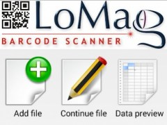 LoMag Barcode Scanner to Excel 1 28 Free Download