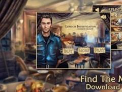 London Investigation - Hidden Object Pro 1.1 Screenshot