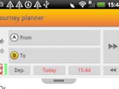 London Journey Planner 2.3a Screenshot