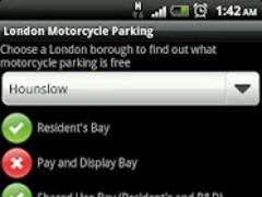 London Motorcycle Parking 1.0.1 Screenshot