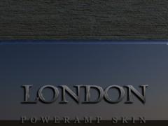 LONDON Poweramp Widget 2.06 Screenshot