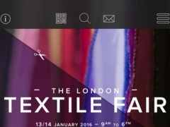 London Textile Fair 4.12.12 Screenshot
