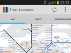 London Tube Assistant 1.6 Screenshot