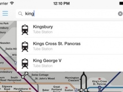 London Tube Live Pro - Map, Tube Exits and Planner 1.3.0 Screenshot
