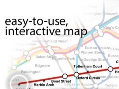London Tube Maps 1.1 Screenshot