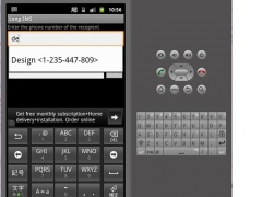 Long SMS 1.6 Screenshot