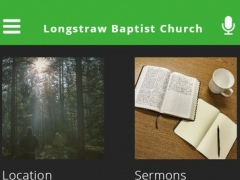 Longstraw Baptist Church 2.3.0 Screenshot