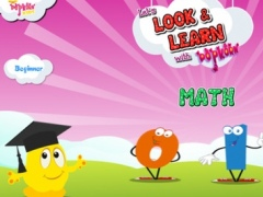 Look And Learn Math with Popkorn : Beginner Level 3.1 Screenshot