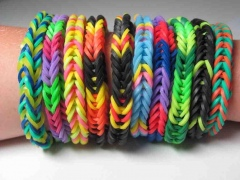 Loom Bands Rubber Bracelets 1.0 Screenshot