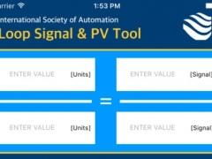 Loop Signal & PV Tool 1.0.1 Screenshot
